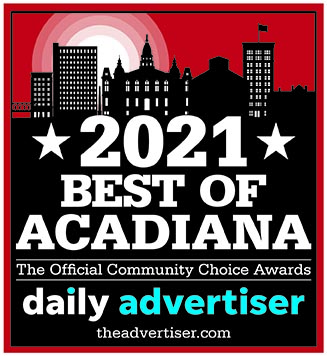 2021 Best of Acadiana Daily Advertiser